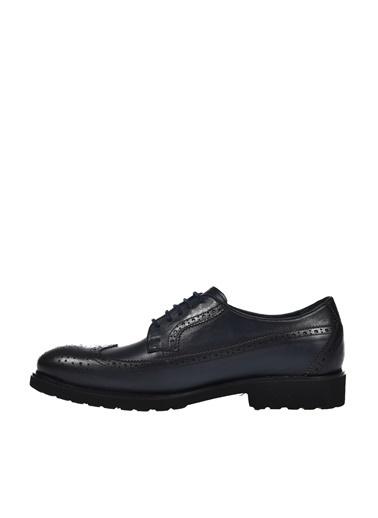 Dr.Flexer 122202 HakıkıDerıErkek Comfort Ayakkabı Lacıvert Lacivert